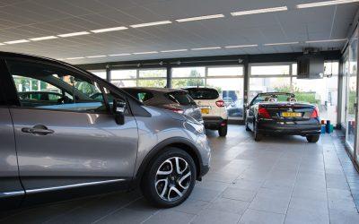 LED verlichting de juiste keuze voor Autobedrijf Kruythof