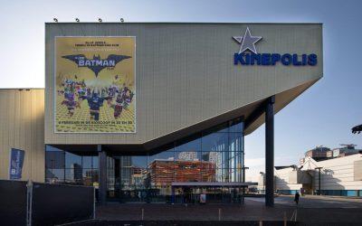 Prefab oplossingen bij Megabioscoop Kinepolis Utrecht