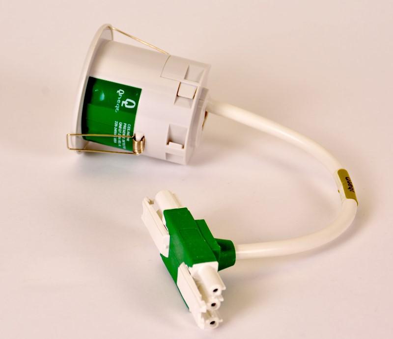 Qneqt CP Aanwezigheidsmelder Inclusief Q T Plug Van Eleqtron