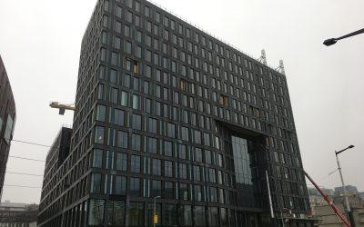 Bijzonder installatieconcept van HOMIJ bij Nieuwe Universiteitsgebouw Amsterdam