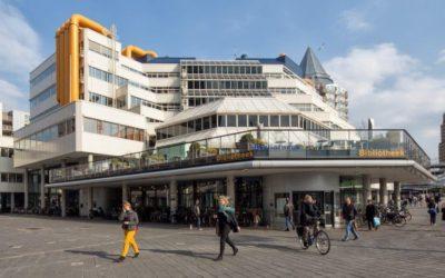 Eleqtron ontzorgt bij Bibliotheek Rotterdam