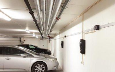 Investering Qcharge: al vanaf €150,– per parkeerplaats!