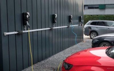 Met Qcharge bij Eleqtron altijd een optimaal opgeladen auto!