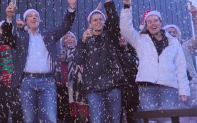 Bekijk nu de bijzondere kerstversie van de Tip van Tim!