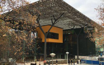 Architectonisch meeveren bij Goede Doelen Loterijen Amsterdam