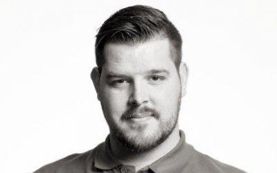 Jack Waardeloo, nieuwe Technical Support Engineer bij Eleqtron