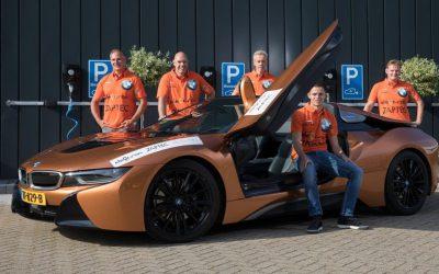 Unieke samenwerking met Plug-in Hybride BMW i8 Roadster