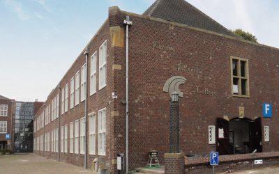 Qneqt lichtsturing zorgt voor energiebesparing bij Koning Willem I College