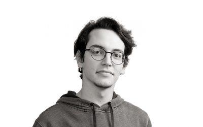 Marco Fazari, stagiair bij Eleqtron: 'Ik gebruik mijn ICT-kennis voor de doorontwikkeling van een kabeltester'