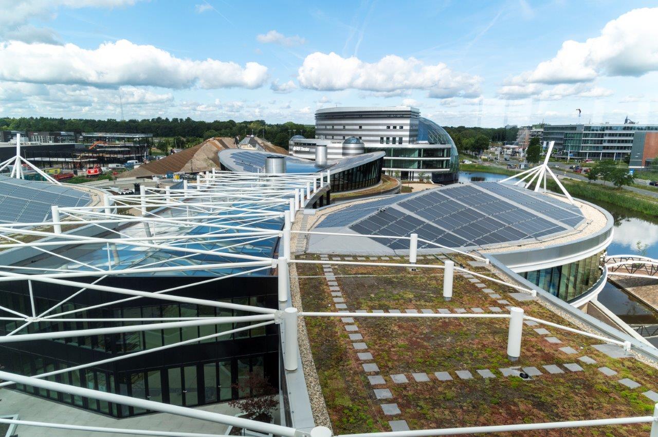 New-build AFAS Experience Center in Leusden