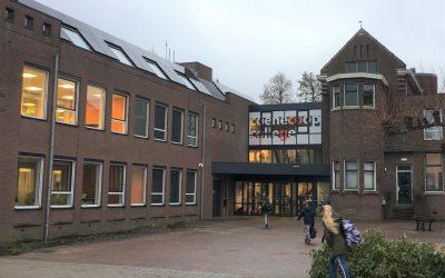 Optimale lichtsturing bij Coenecoop College in Boskoop