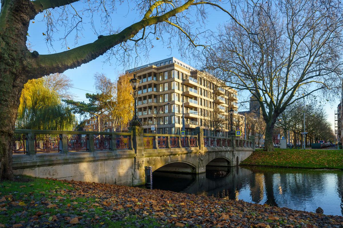 Gebouw De Raedt in Rotterdam met VORM