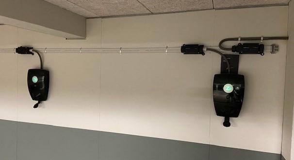 Qcharge installatie met VORM bij DE Raedt Rotterdam
