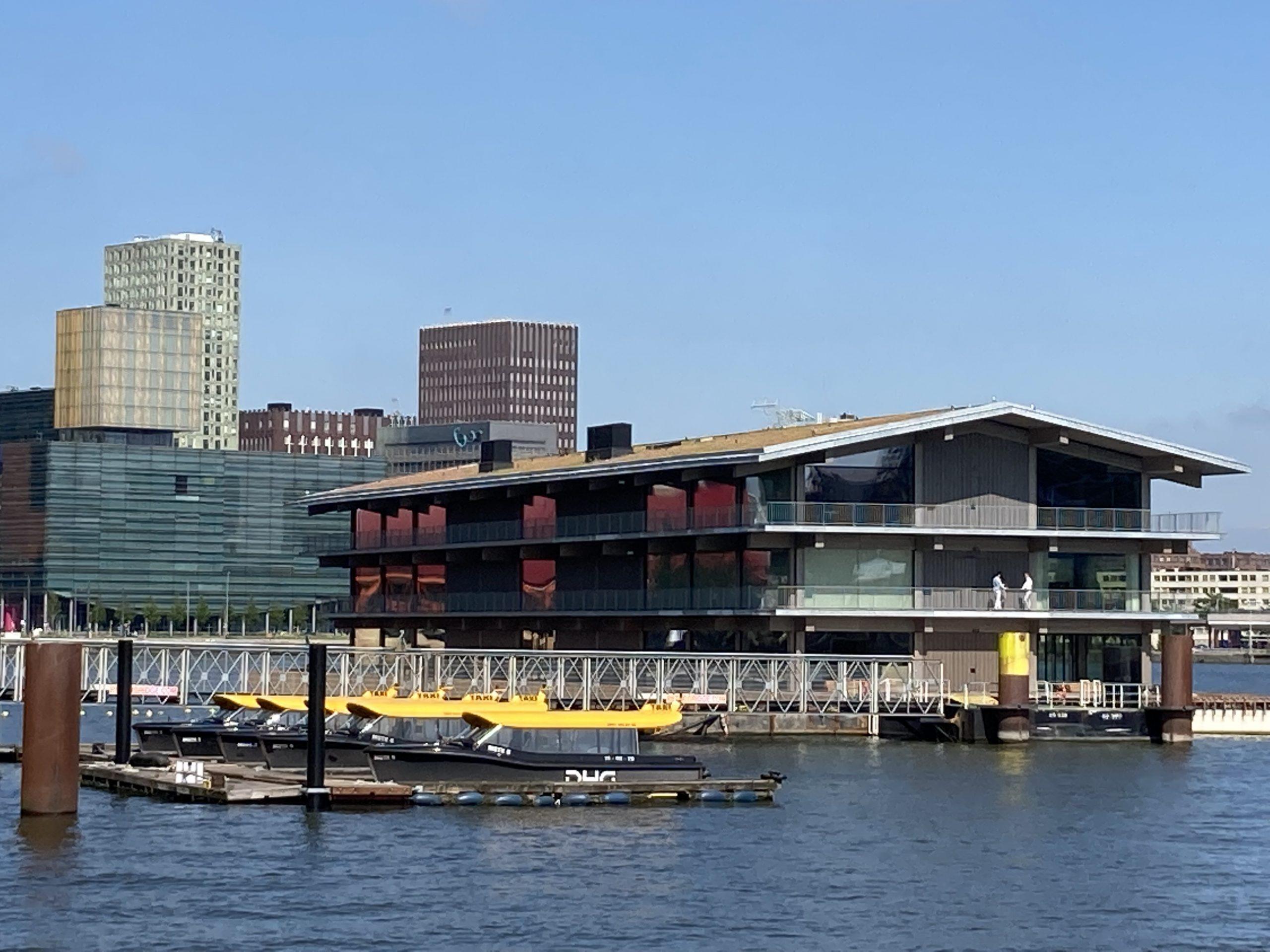 Startmotor gebouw in Rotterdam